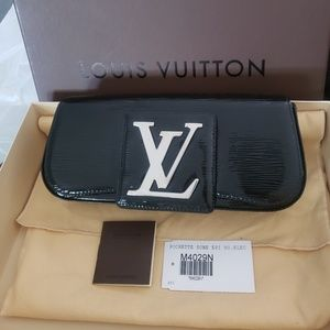 Louis Vuitton Sobe Clutch Epi Noir (M4029N)